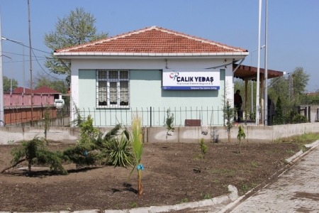 Elektrik Trafo Dağıtım Merkezi