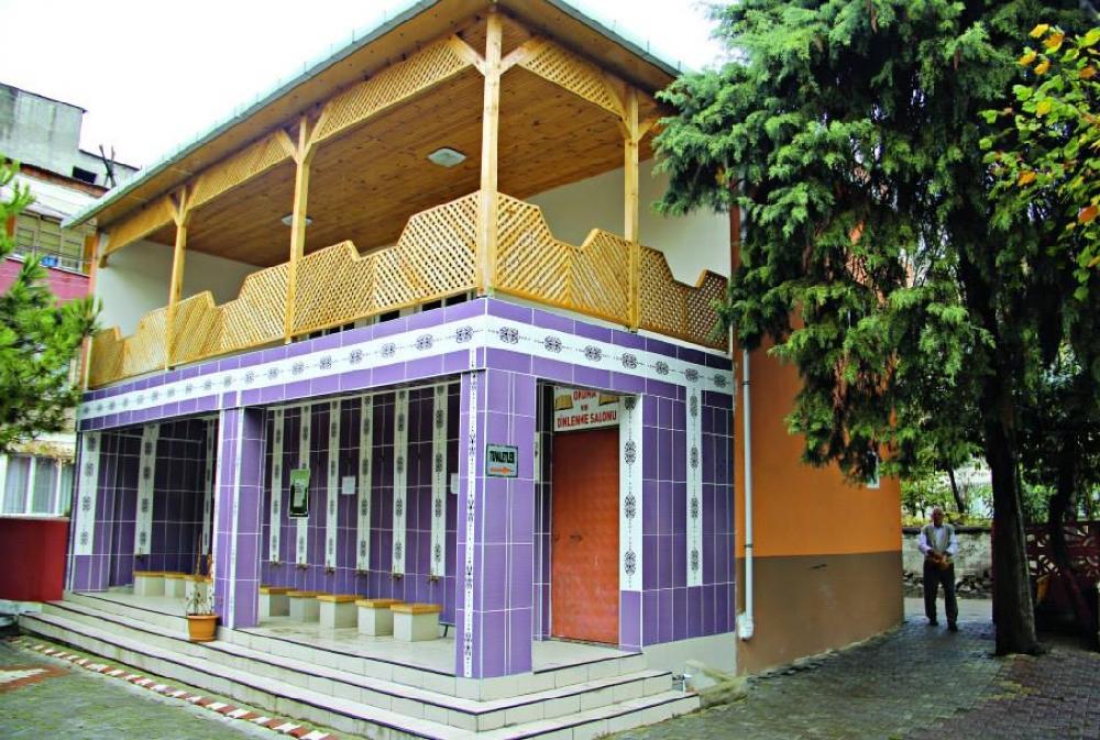 Cami Çevre Düzenlemeleri